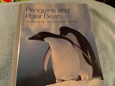 Polar Bears And Penguins (Penguins and Polar Bears Animals of the Ice and Snow National Geographic)