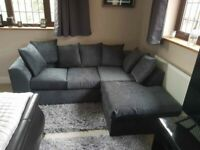 Byron Chenille Couches Corner or 3+2 seater Sofa now in stock