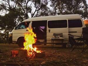 Toyota Hiace Commuter Huge Campervan for S A L E Sydney City Inner Sydney Preview
