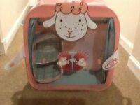 Baby annablel portable wardrobe