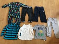 7 X BOYS 3-4 YEARS JOBLOT JUST £5 FOR EVERYTHING