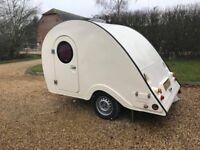 Beautiful Teardrop Trailer Caravan