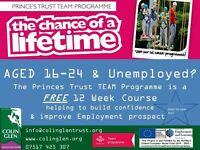 12 week Princes Trust Team Programme
