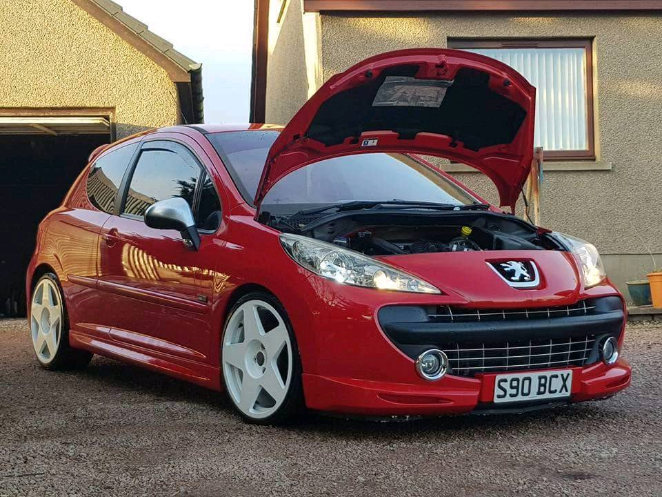 2007 peugeot 207 gti 175hp in peterhead aberdeenshire gumtree. Black Bedroom Furniture Sets. Home Design Ideas