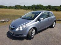 Vauxhall Corsa Design 1.4 petrol very low milllage 60000 mot end jan 2019