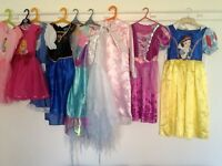 Bundle of Girls' Fancy Dress Outfits Age 4-6.