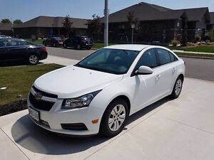 2014 Chevrolet Cruze - lease takeover