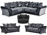 💯Best Quality Shanon Sofa 🛋 FAST DELIVERY 🚚corner or 3 or 2 seater