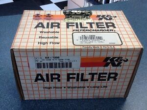 K&N Air Filter for KZ400/650 1977-83