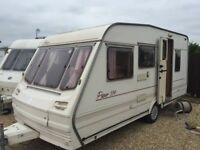 Abie piper 5 berth 95year,no damp,