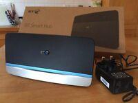 BT Home Hub 5 - Type A Dual Band Wi-Fi (802.11 a/b/g/n/ac)