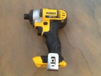 Dewalt 20v impact drill