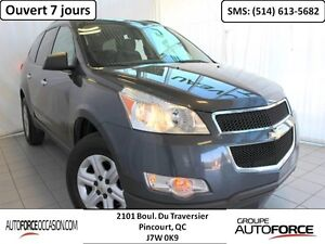 2011 Chevrolet Traverse LS 7 PASS TOUTE EQUIPE MAGS