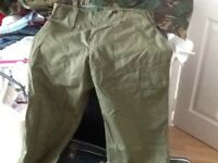 Army Trousers
