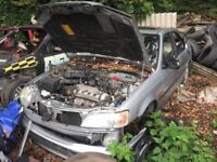 ** NEWTON CARS - BREAKING 1998 HONDA CIVIC 1.6 AUTOMATIC ** MOST PARTS AVAILABLE, OPEN 7 DAYS, CALL