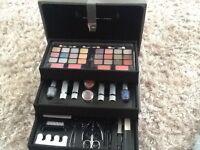 Unused makeup box inc makeup.