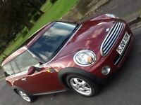 2008 MINI COOPER CLUBMAN 1.6D ESTATE WITH FULL SERVICE HISTORY