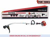 ProPlus Petrol Strimmer 26cc engine Split Shaft Air cooled 2 stroke full crank
