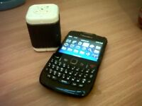 bluetooth speaker and blackberry phone unlocked