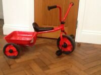 Tricycle with tray by Winther GALT