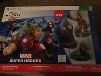 XBOX 360 Disney Infinity Marvel Superheros