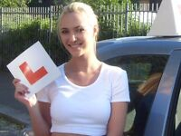 Cheap driving lesson Pass in 21 days Intensive driving course driving lessons in west london
