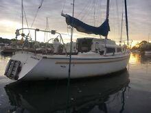 28 foot Santana yacht Longueville Lane Cove Area Preview