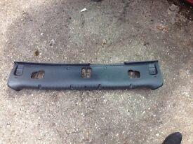 Clio boot trim £10 Good Condition