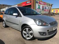 **IDEAL FIRST CAR** FORD FIESTA FREEDOM 1.2 (2007) - 3 DOOR - LOW MILES - 2 KEYS - HPI CLEAR!