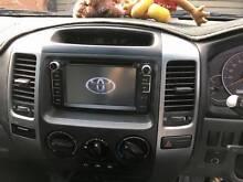 Toyota Corolla Camry Yaris Aurion Prado Hiace GPS Head Unit Blackburn Whitehorse Area Preview