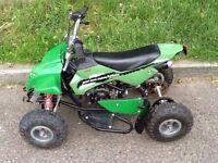 Mini Moto Quad motorcycle motorbike