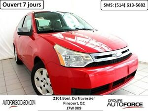 2008 Ford Focus COUPE AUT AC TOUTE EQUIPE WOW