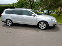VW Passat 2.0 Ltr Sport Est. New MOT. No advisories. 2 owners from new. FSH. Excellent condition