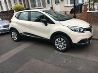 2015 Renault Captur Manual Petrol 898cc Captur Expr N+ Energy Tce S/S