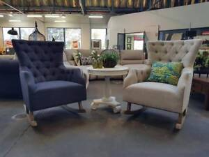 """""""ALICE"""" CLASSICAL ROCKING CHAIRS - BRAND NEW Epping Whittlesea Area Preview"""