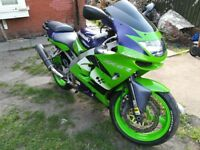 Kawasaki £850