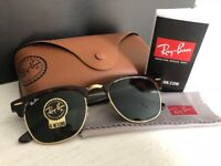 Brand New Ray-Ban Clubmaster Classic