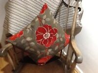 Luxory filled cushion