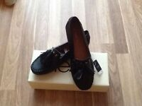 Ladies NEXT Leather Loafer (size 4.5) Brand New