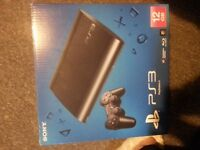 ps3 super slim 12gb