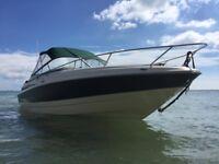Maxum 2300sc Power Boat 5.7 Mercruiser