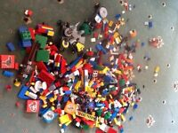Large collection of Lego in nice clean condition.
