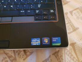 DELL LATITUDE E6320 8GB RAM\SAMSUNG 850 PRO 250GB SSD\