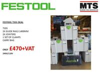 FESTOOL TS55 DEAL 240V/110V