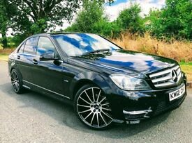 2012 Mercedes C-Class Sport 220 Auto****FINANCE AVAILABLE ****