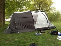 4 Man Tunnel Tent - SOLD