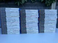 PS2 Games £3 each