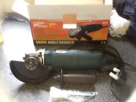 Angle grinder 500w