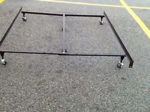 Queen ,double bed frame with centre support