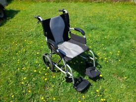 Karma Ergo Lite 2 Transit Wheelchair / Top of the range